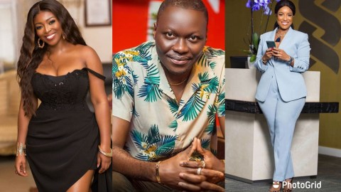 Arnold Asamoah Apologizes To Yvonne Okoro And Joselyn Dumas For Claiming They Had Sugar Daddies