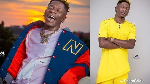(+VIDEO) See The Message Archbishop Duncan Williams Sent To Shatta Wale To Mark His Birthday