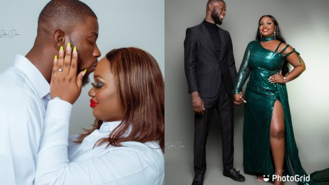 Nigerian Lady To Marry A Man Who Stole Her Earpiece (Photos)