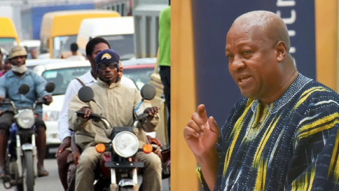 We'll vote against Mahama over Okada legalization – Concerned Drivers