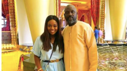 Photos: Actress Jackie Appiah is reportedly pregnant for Liberian President