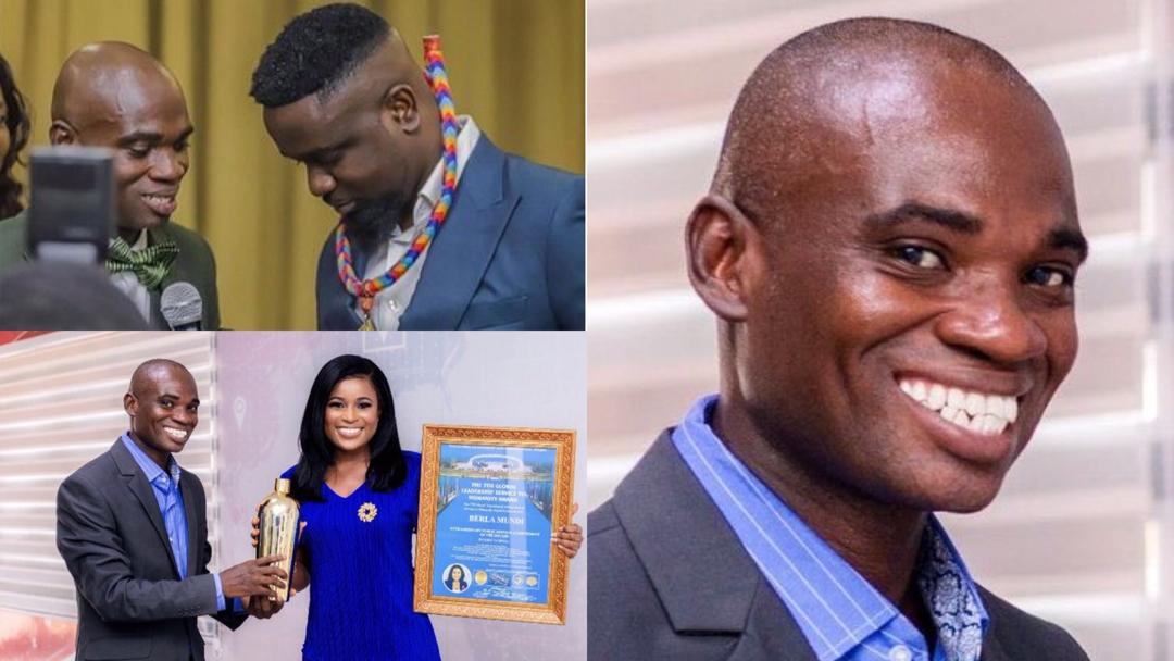Scandal: Man going about awarding celebrities & public figures in the name of UN & Kofi Annan Foundation Allegedly Exposed As Fraudster
