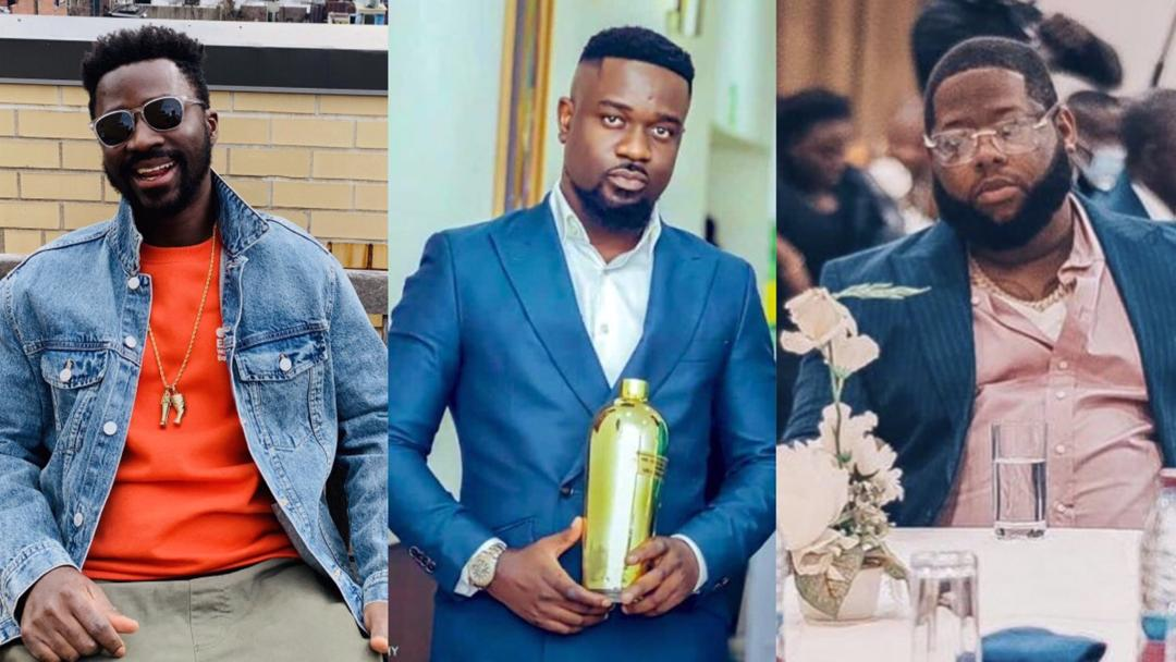 Asem tears Sarkodie and D'Black apart over 'fake' UN awards brouhaha