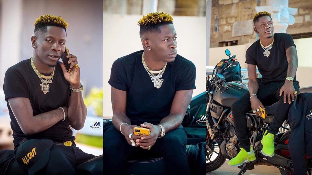 Shatta Wale Looking Dapper In New Photos