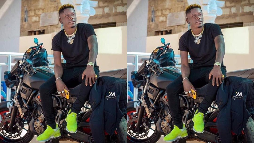 """What you dream of today will come to pass only if you work towards it"" – Shatta Wale inspires"