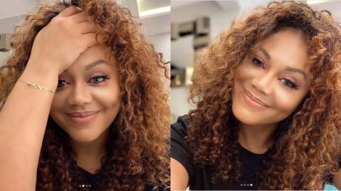 I Was Still Shooting Movies When I Was Five Months Pregnant But Nobody Noticed It – Nadia Buari