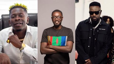 Shatta Wale is not the most influential entertainer in Ghana, Sarkodie is – Blogger, Ameyaw Debrah explains