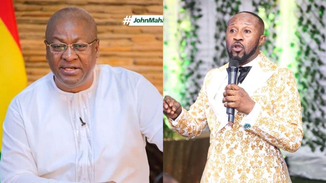 Anyone prophesying victory for Mahama in the election is not from God – Prophet Osei Kofi Elijah