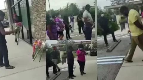 Tears freely flow at the one-week memorial of killer pastor's wife [Video]