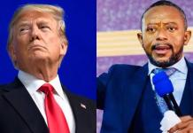 Rev Owusu Bempah predicted win for Donald Trump