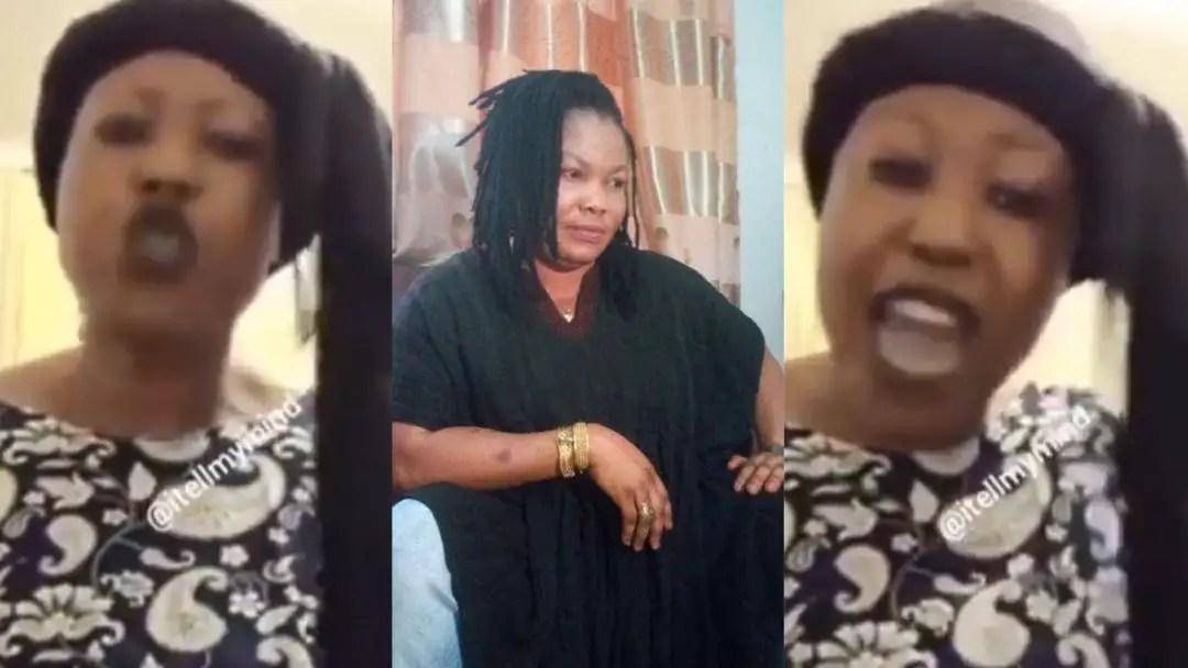 Prophetess Pep Donkor drops bombshell: says Nana Agradaa kidnaps children, kills and smuggles human parts [Video]