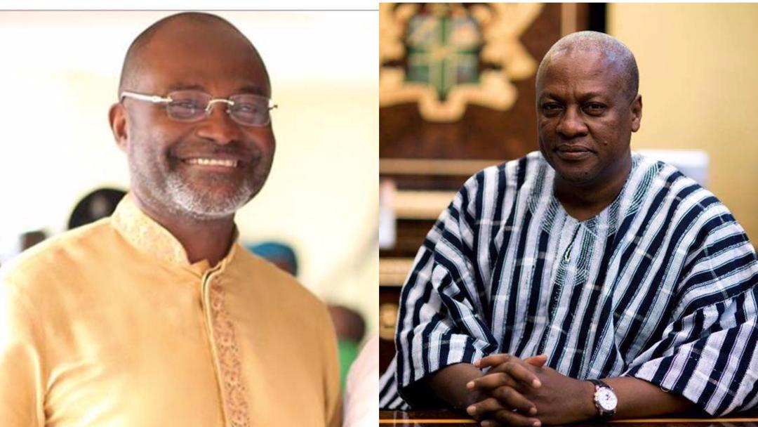"""""""I love Mahama because he is gentle and speaks very well but..."""" – Kennedy Agyapong"""