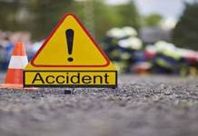 Five perish in gory accident on the Accra-CapeCoast road