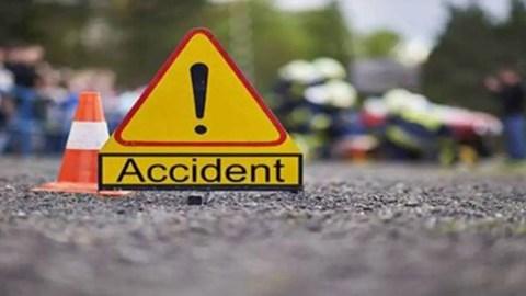 Five perish in gory accident on the Accra-Cape Coast road