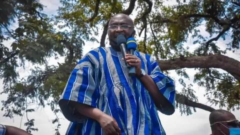 'Forget it, We Won't Legalise Your Business'- Bawumia 'Slaps' Okada Riders