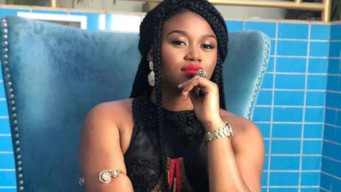 I Don't Have Fear In Me Anymore –  Queen Eshun Reveals After Departing With Ex Manager And Boyfriend