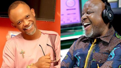 Fadda Dickson Eulogizes Morning Show Host Kwame Sefa Kayi With A Heroic Quote