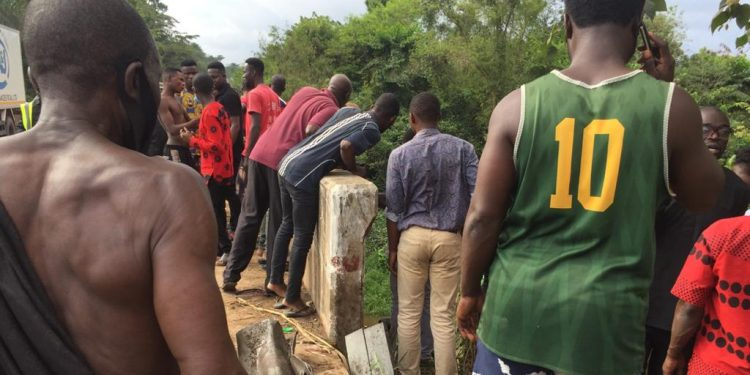Gory Accident: Six footballers perish, 30 others injured as vehicle enters River Offin