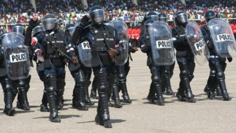 """""""Stop having plenty sexual rounds, save that energy for election 2020"""" – Police commander orders officers"""