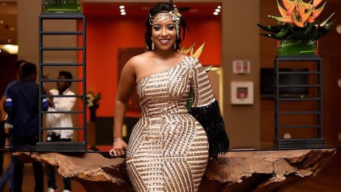 Joselyn Dumas Makes A Statement With Her Curves And We Are Digging It- Photos