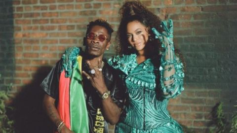 Say Champion: Shatta Wale's Song With Beyonce BAGS 'Collaboration of The Year' Nomination At 2020 BreakTudo Awards