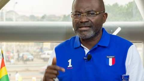 'Mahama Inflated Cost Of Kasoa Interchange to Buy 350 Cars For Chiefs' – Ken Agyapong Blows Hot Again