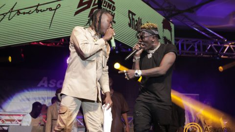 Why Shatta Wale Refused to Battle Stonebwoy During The Freestyle Session At Asaase Sound Clash