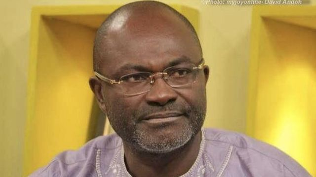 Some people in my party want me thrown into jail because of my presidential ambition – Kennedy Agyapong