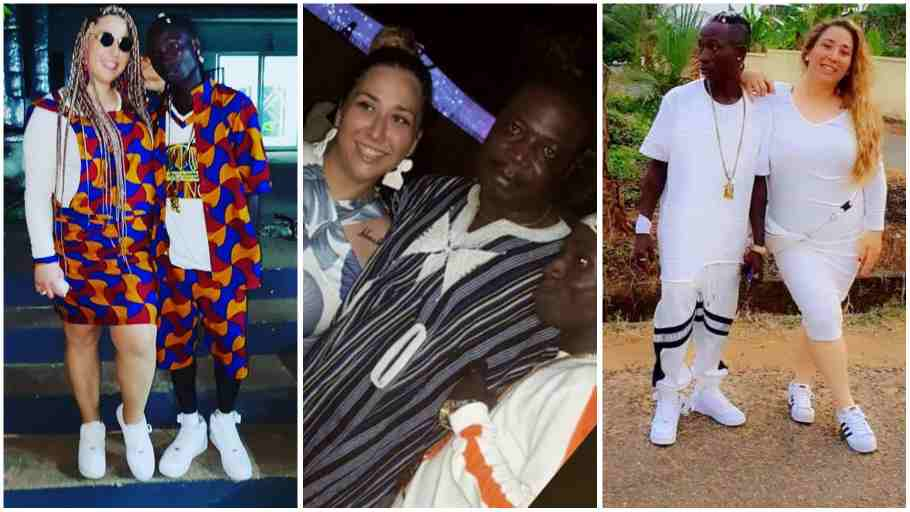 """""""Patapaa is my husband"""" – Liha dispels claims that she has ditched the handsome Patapaa for another man"""