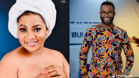 (+VIDEO) I Don't Do Married Men Anymore But I'm Seriously Crushing On Adjetey Anang – Vicky Zugah Confesses