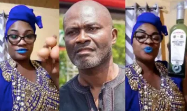 Kennedy Agyapong's Baby Mama