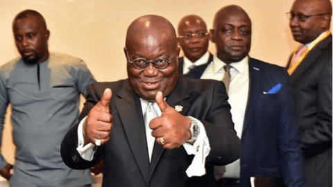 Ignore the umbrella, NDC has no better plans for Volta region – Akufo Addo to Voltarians