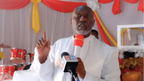 Mahama should stop campaigning for he has spiritually lost the elections – Apostle St Sark