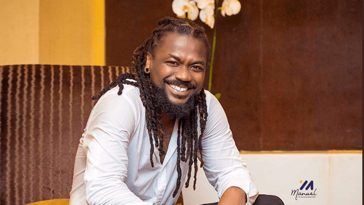 I am the African dancehall god, a king forever – Samini