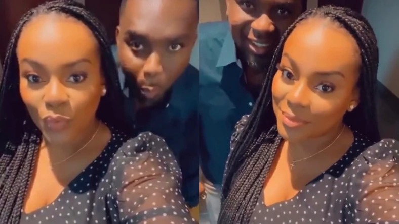 """My husband is the real deal"" – Joe Mettle's wife gushes over him in new video"