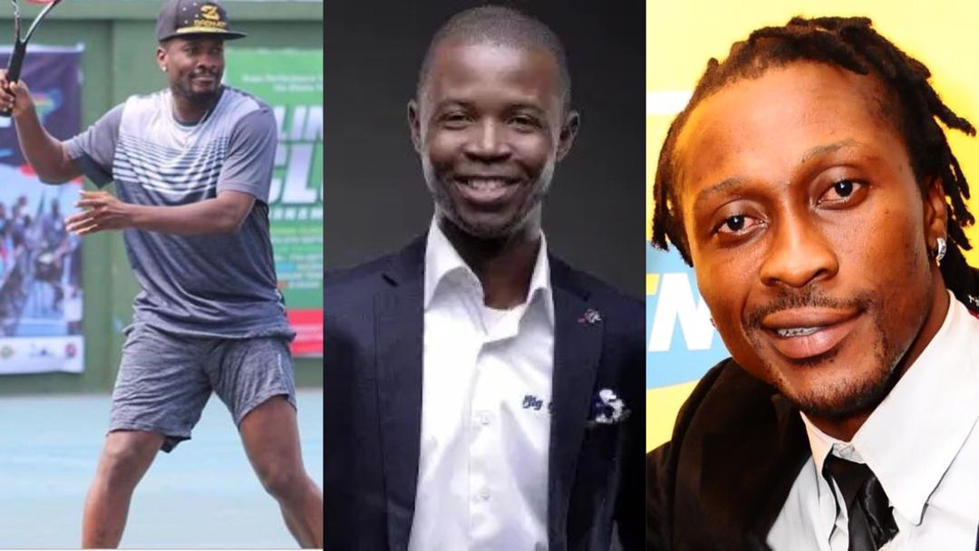 Asamoah Gyan and brother Baffour allegedly beat up Ghanaian businessman at a tennis game
