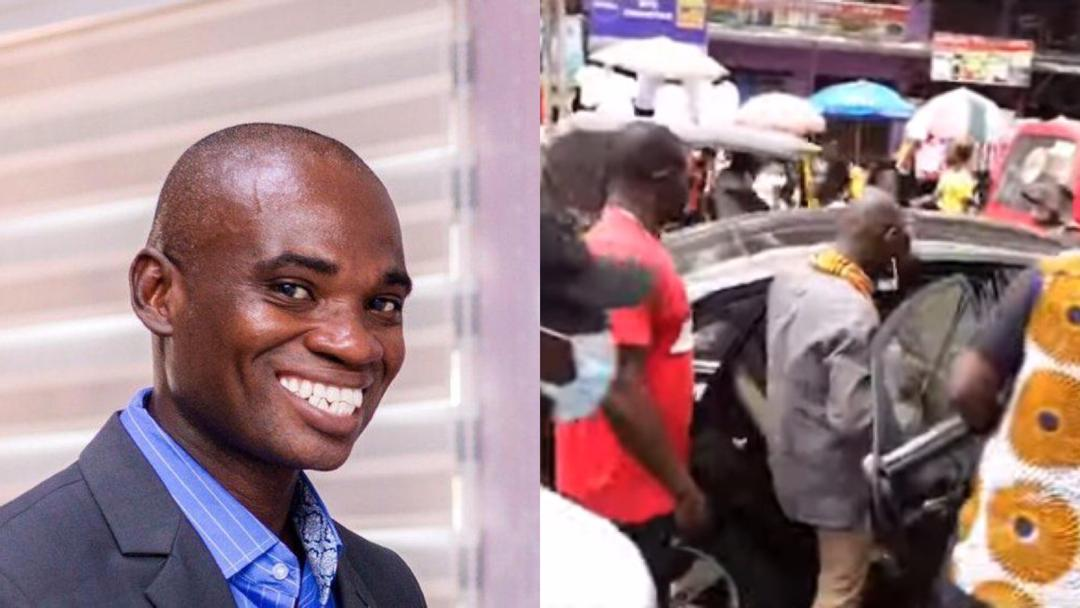 Breaking: DR UN Arrested By Police [Video]