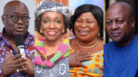 EC disqualifies five presidential candidates from contesting in the December polls. 12 others approved [Full List]