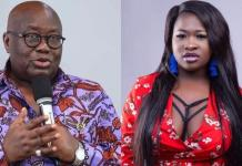 """""""We did nothing wrong by using our voices to convince Prez Akufo-Addo to speak #EndSARS"""" – Sista Afia defends celebrities"""