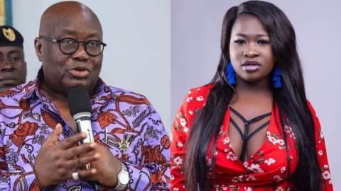 """We did nothing wrong by using our voices to convince Prez Akufo-Addo to speak on #EndSARS"" – Sista Afia defends celebrities"