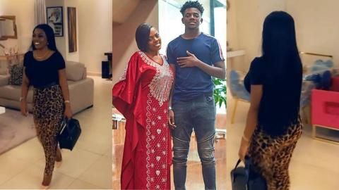 (Video) My Son Says I Walk Like A Duck And Adds Prove – Nana Aba Anamoah