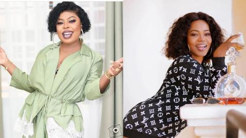 I Made $13,000 From Your Fo0lishness Yesterday – Afia Schwarzenegger Speaks On How Much She Made From Exposing Mzbel