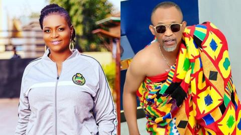 Ayisha Modi Recounts How Fadda Dickson Once Helped Her And Asks For Blessings For Him