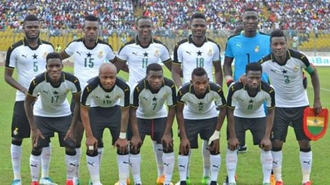 John Boye, Harrison Afful, Baba Rahman and Wakaso back in Black Stars squad ahead of AFCON 2021 qualifiers next month [Full List]
