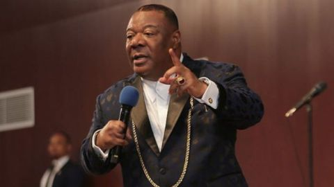 Moment Archbishop Duncan-Williams prophesied about #EndSARS and other global uprisings [Video]