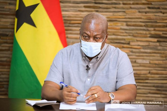 I don't trust the EC. I think they might manipulate the voting results – Mahama