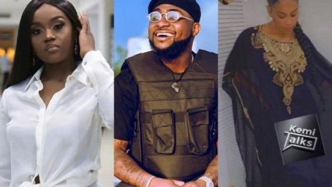 'Chioma Can Never Be Davido's Wife Because He Already Has A Wife Based In The US'- Nigerian Journalist
