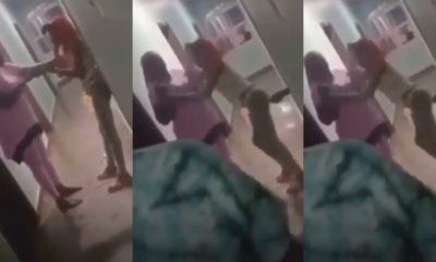 Angry mother drags and publicly disgraces daughter after catching her in a hotel room with man