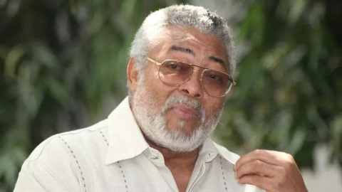 Former President Rawlings condemns the killing of #EndSars protestors in Nigeria