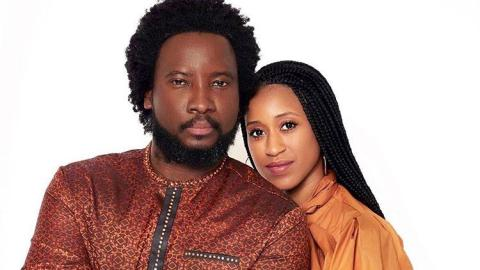 Sonnie Badu Features His Wife On His New Single, Stand By Me